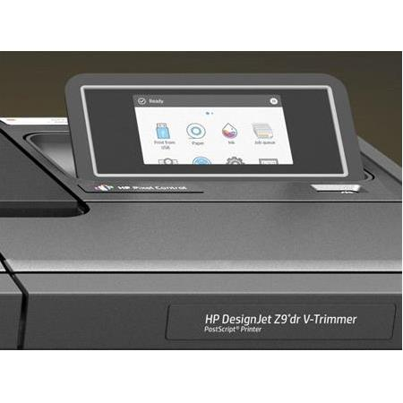 X9D24A HP DesignJet Z9+dr 44-in PostScript Printer with V-Trimmer